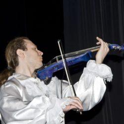 Я и моя скрипка.