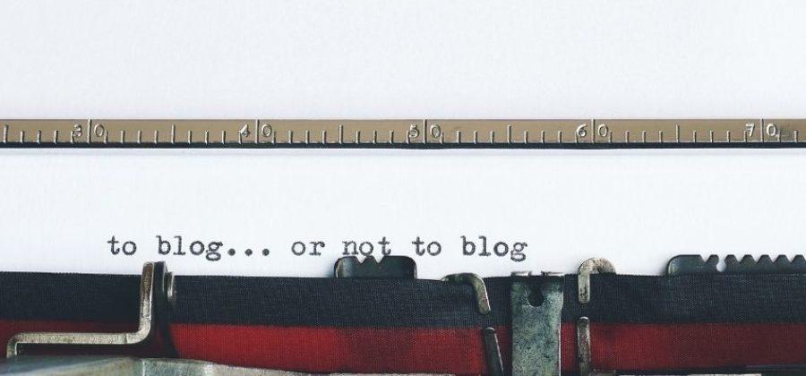 Возобновление блога